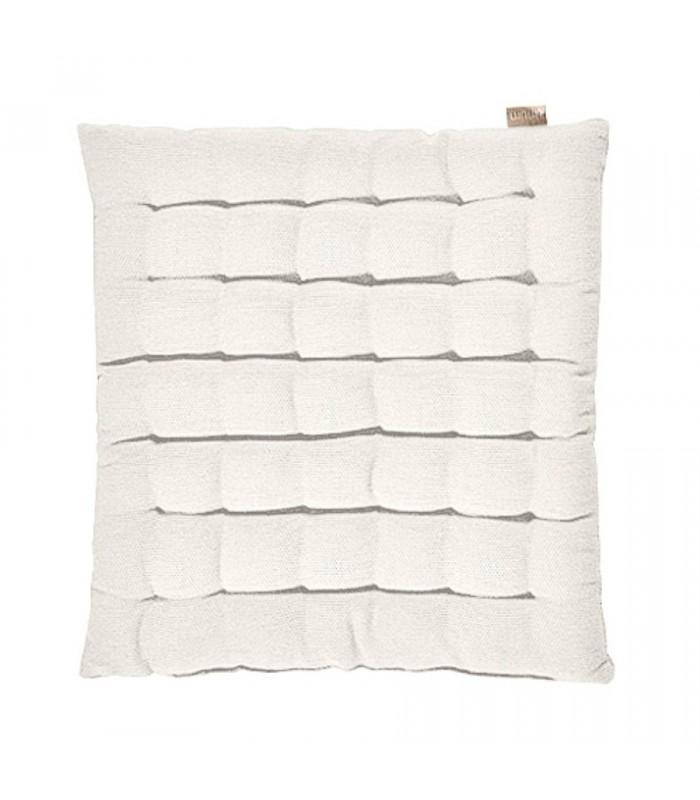 Pepper seat cushion - white
