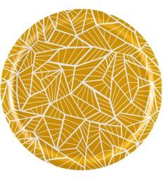 Birch Trays - Wings Ochre