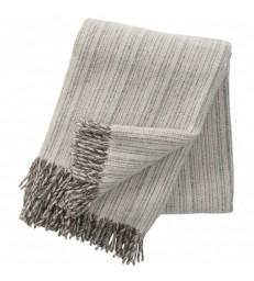 Natural BJORK Wool Throw
