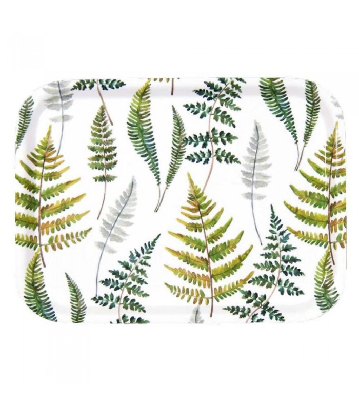 Fern Small Rectangular Birch Tray gifts for home