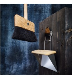 Floating Broom and Dustpan set