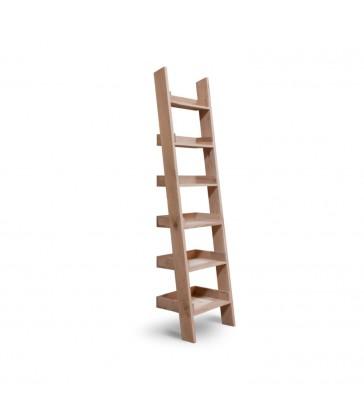 Oak Shelf Ladder - Narrow FREE DELIVERY OFFER