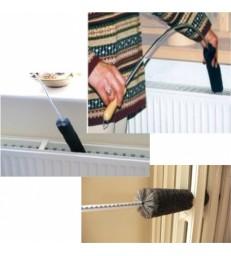 Flexible Radiator Brush