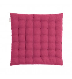 Pepper seat cushion - berry pink