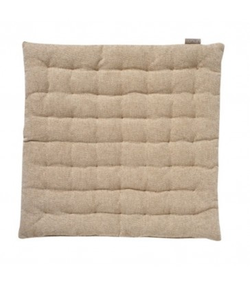Pepper seat cushion - beige