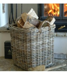 Log Baskets - Square