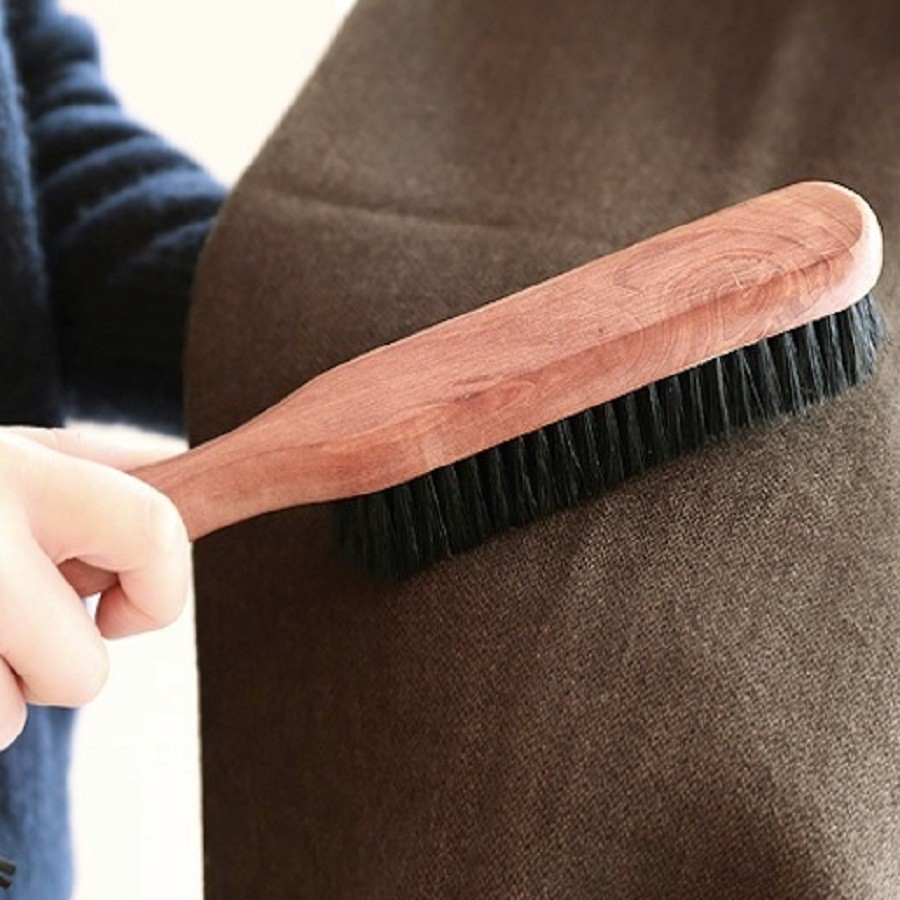 Clothes Brush With Handle The Blue Door