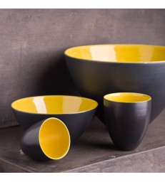 Ceramic Balloon Bowls - 2 sizes