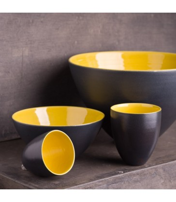 Ceramic Balloon Bowls