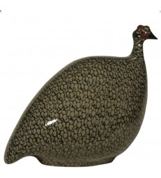 Guinea Fowl Grey Black