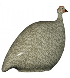 Grey & White Guinea Fowl