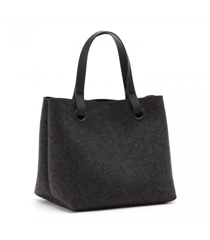 Mia Felted Wool Bag