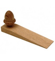Oak Door wedge with Acorn