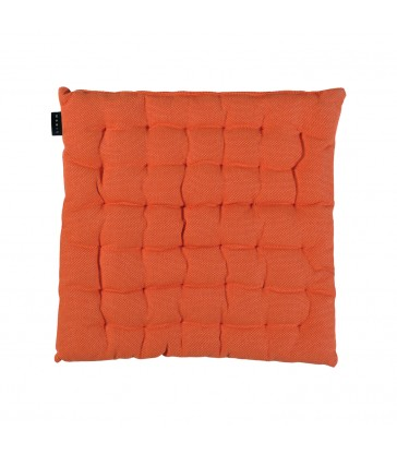orange pepper seat cushion
