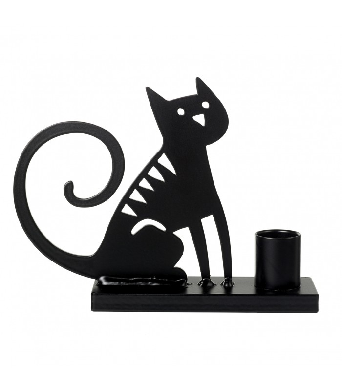 Sitting Cat Candle Holder Gifts for cat lovers
