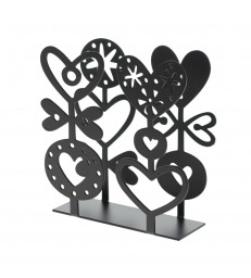 Hearts Napkin Holder