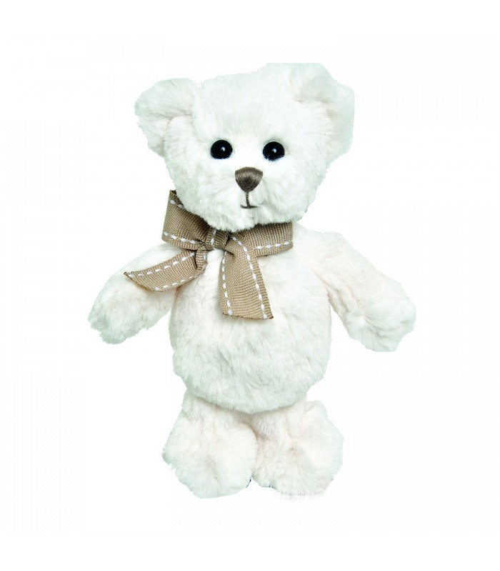 white teddy Cute soft teddy bear  presents for young children