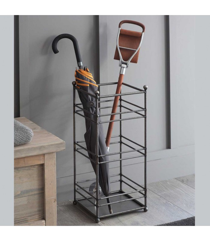 modern style welded umbrella stand new home gifts practical sweden