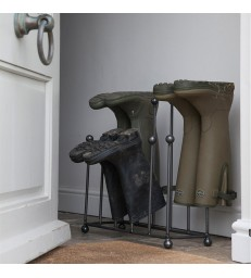Steel Welly Stand - Home Storage