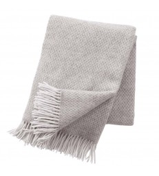 Sand Neutral Merino Wool Throw