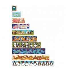 10 Penguins - Learn to Count Children's Jigsaw Puzzle