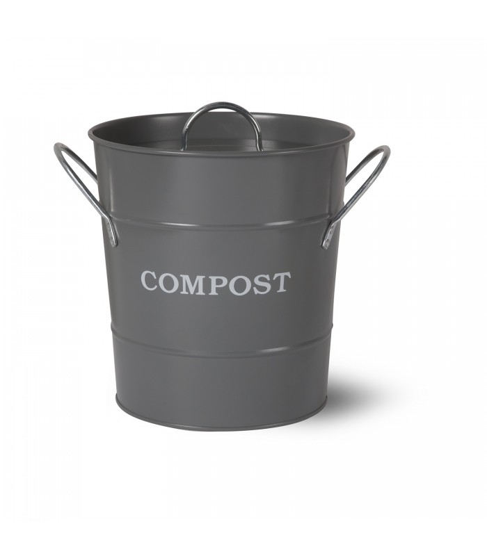 Compost Bucket Clay