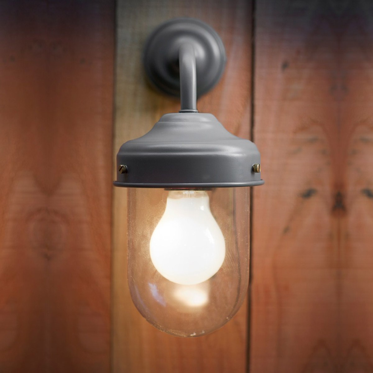 Barn Light In Coffee Bean Or Charcoal The Blue Door