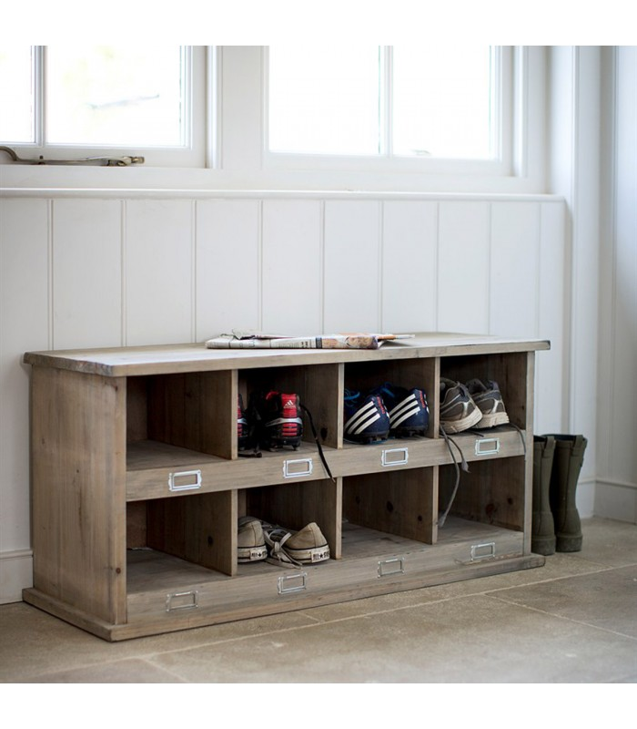 Shoe Locker in Spruce