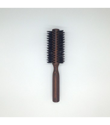 hair brush 10 row brush with natural bristles