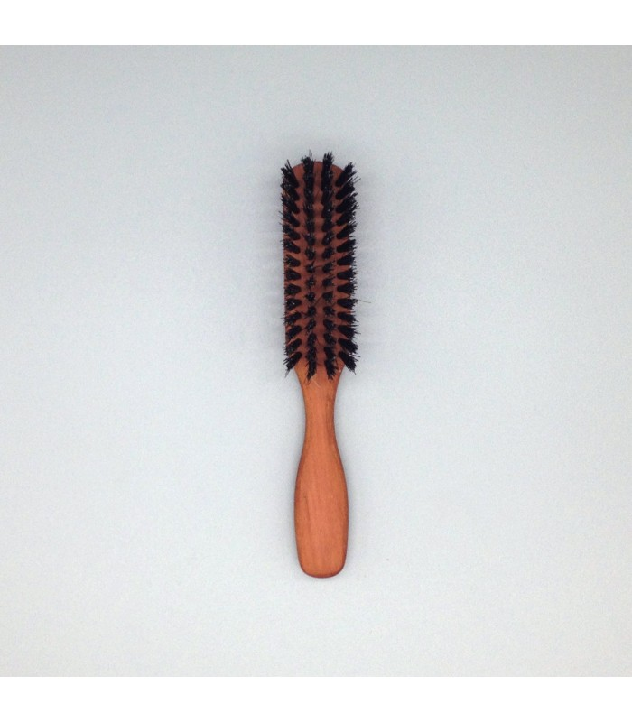 Handbag Hairbrush pocket sized tumber luxury travel hair brush