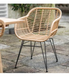All weather Bamboo Chair