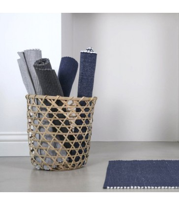 Recycled Cotton Floor Mats - Two colours