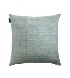 Aqua Turquoise Linen Cushion