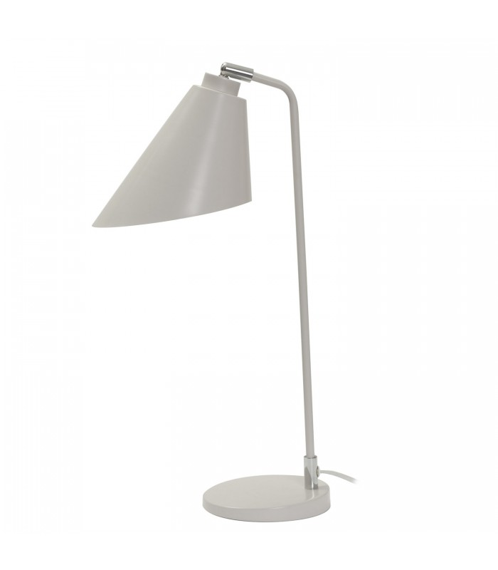 modern style adjustable table lamp in soft white