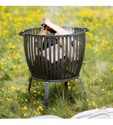 Fire Pit Basket Style