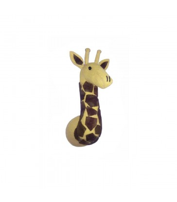 Mini Giraffe Head - Felt Animals