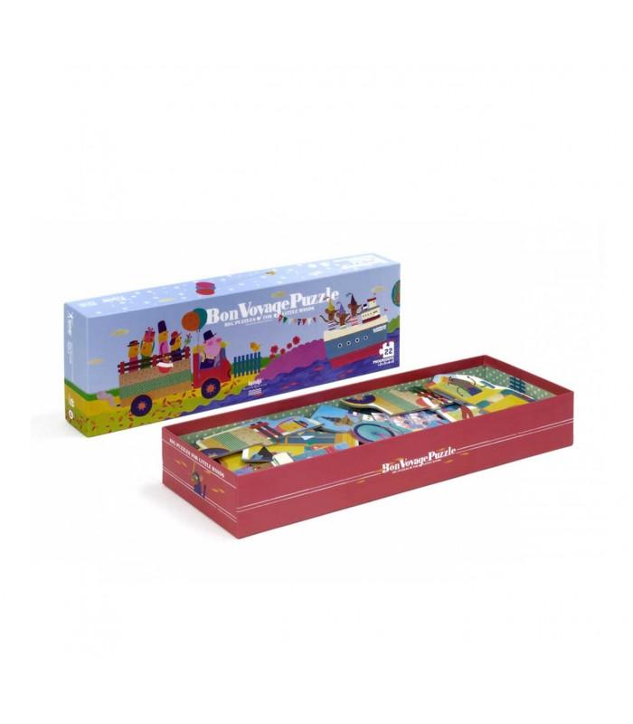 Bon Voyage Children's Jigsaw Puzzle