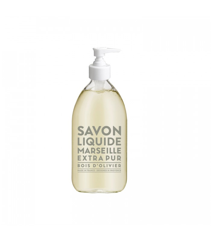 300ml olive wood liquid soap made in france natural ingredients