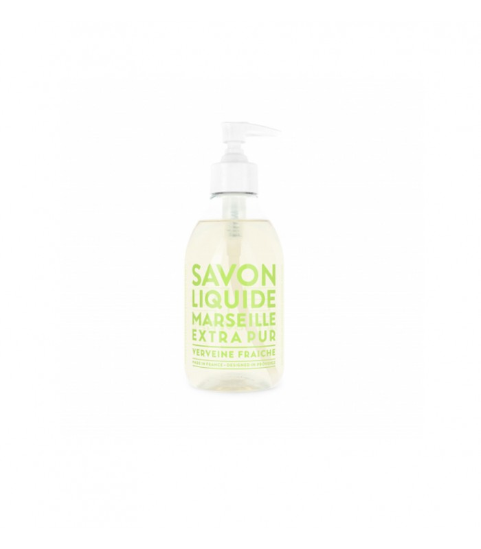 300ml fresh verbena scent soap pump bottle