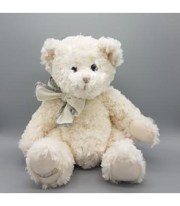 White Teddy Bear Traditional super soft toys for children