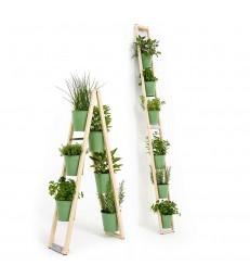 Folding Plant Ladder