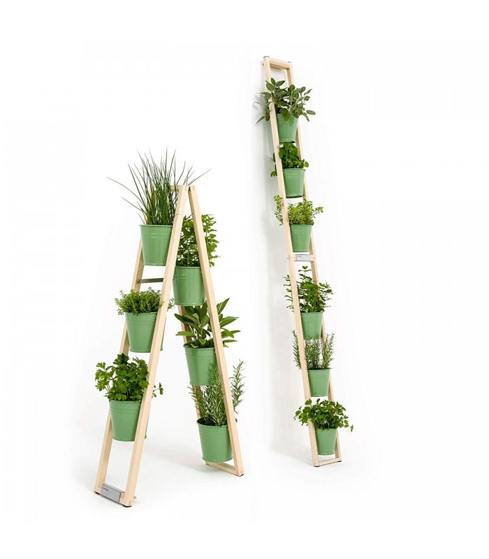 Folding Plant Ladder versatile plant storage for your home or patio