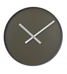 Minimalist Wall Clock - Tarmac