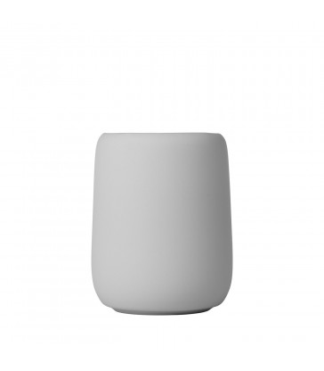 Pale Grey Tumbler for Toothbrushes
