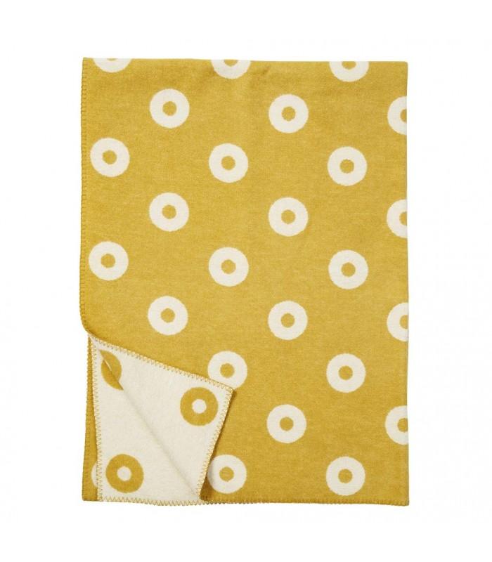 rings yellow blanket
