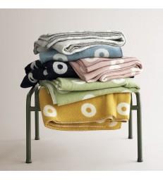 Rings Design Merino & Lambs Wool Throws - 3 colours