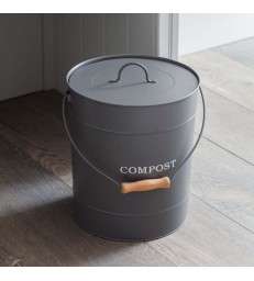 Large 10L Compost Bin with airtight seal