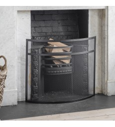 Curved Firescreen in two sizes