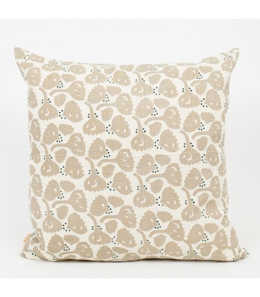 Crocus Beige Cushion