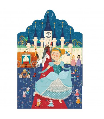 Cinderella Fairytale Jigsaw Puzzle